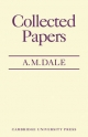 Collected Papers - C.M. Dale