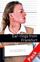 Oxford Bookworms Library: Stage 2: Ear-Rings from Frankfurt Audio CD Pack - Reg Wright