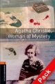Oxford Bookworms Library: Stage 2: Agatha Christie, Woman of Mystery Audio CD Pack - John Escott