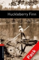 Oxford Bookworms Library: Level 2: Huckleberry Finn - Mark Twain