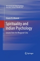 Spirituality and Indian Psychology - Dharm Bhawuk