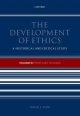 Development of Ethics, Volume 3: From Kant to Rawls - Terence Irwin