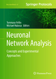 Neuronal Network Analysis - Tommaso Fellin; Michael Halassa