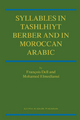 Syllables in Tashlhiyt Berber and in Moroccan Arabic - Franois Dell; Mohamed Elmedlaoui