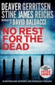 No Rest for the Dead - Jeffrey Deaver; David Baldacci; Alexander McCall Smith