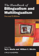 Handbook of Bilingualism and Multilingualism - Tej K. Bhatia; William C. Ritchie