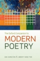 Oxford Companion to Modern Poetry in English - Jeremy Noel-Tod; Ian Hamilton