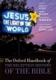Oxford Handbook of the Reception History of the Bible - Michael Lieb; Emma Mason; Jonathan Roberts