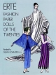 Erte Fashion Paper Dolls of the Twenties - Erte