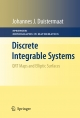 Discrete Integrable Systems - J.J. Duistermaat