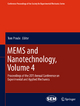 MEMS and Nanotechnology, Volume 4 - Tom Proulx