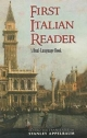First Italian Reader - Stanley Applebaum