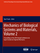 Mechanics of Biological Systems and Materials, Volume 2 - Tom Proulx
