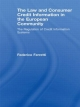 Law and Consumer Credit Information in the European Community - Federico Ferretti
