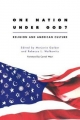 One Nation Under God? - Marjorie Garber; Rebecca L. Walkowitz