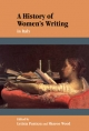 History of Women's Writing in Italy - Letizia Panizza; Sharon Wood