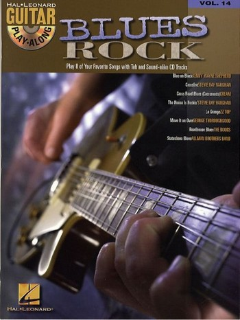 Blues Rock vol.14 (+CD) : for guitar