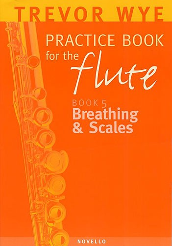 Practice Book vol.5 - Breathing and Scales - 004010