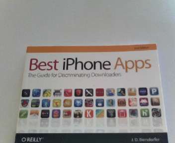 Best iPhone Apps (Best Apps) - Biersdorfer, J. D. and Jude Biersdorfer