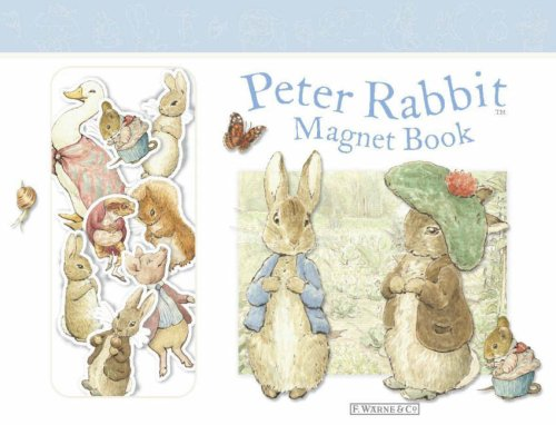 Peter Rabbit Magnet Book - Potter, Beatrix