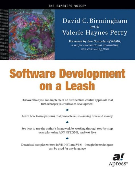 Software Development on a Leash. - Birmingham, David