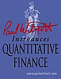Paul Wilmott Introduces Quantitative Finance - Paul Wilmott
