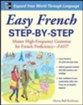 Easy French Step-by-Step - Myrna Bell Rochester