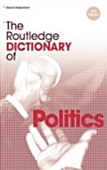 Routledge Dictionary of Politics - David Robertson