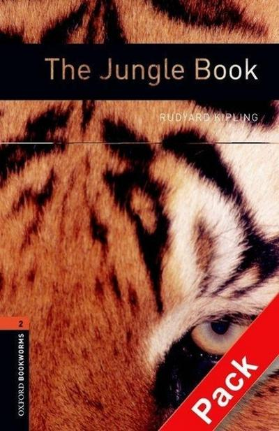Oxford Bookworms Stage 2: The Jungle Book CD Pack ED 08