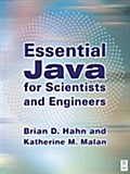 ESSENTIAL JAVA FOR SCIENTISTS AND ENGINEERS - HAHN & MAL