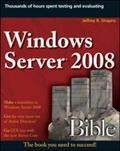 Windows Server 2008 Bible - Jeffrey R. Shapiro
