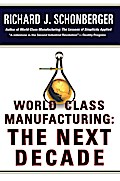 World Class Manufacturing: The Next Decade - Richard J. Schonberger