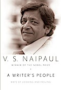 A Writer`s People - V. S. Naipaul