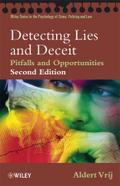 Detecting Lies and Deceit - Aldert Vrij