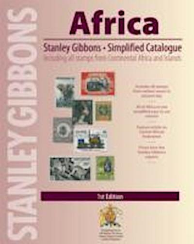 Stanley Gibbons Simplified Catalogue Africa - Hugh Jefferies