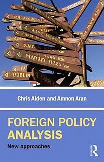 Foreign Policy Analysis - Dr. Chris Alden