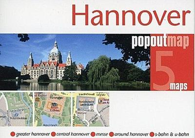 Hannover Popout Map