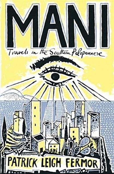 Mani, English edition - Patrick Leigh Fermor