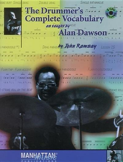 The Drummer's Complete Vocabulary as Taught by Alan Dawson - John Ramsay