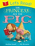 Let`s Read! The Princess and the Pig - Jonathan Emmett