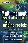 Multi-moment Asset Allocation and Pricing Models - Emmanuel Jurczenko