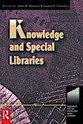 Knowledge and Special Libraries - Suzanne Connolly