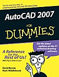 AutoCAD 2007 For Dummies - David Byrnes