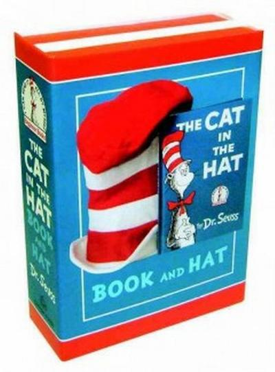 The Cat in the Hat. Book and Hat - Dr Seuss