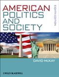 American Politics and Society - David McKay