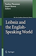 Leibniz and the English-Speaking World - Pauline Phemister