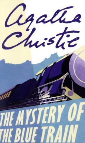 Mystery of the Blue Train - Der blaue Express, englische Ausgabe - Agatha Christie