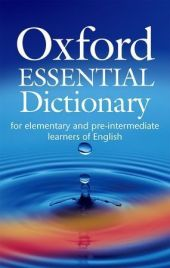 Oxford Essential Dictionary, w. CD-ROM - Alison Waters