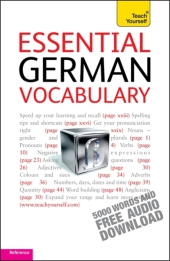 Teach Yourself Essential German Vocabulary - Rosi McNab