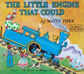 The Little Engine That Could - Watty Piper